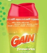 FREE Gain Fireworks In-Wash Scent Booster Sample   http://www.thefreebiesource.com/?p=214335