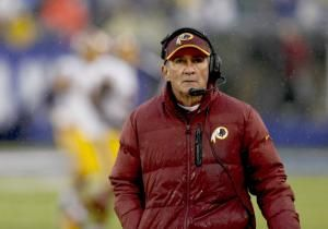 Black Monday got off to an early start with the Browns canning first-year coach Rob Chudzinski Sunday night, but there were another two casualties Monday morning. The Redskins and Vikings announced the firings of Mike Shanahan and Leslie Frazier, respectively.