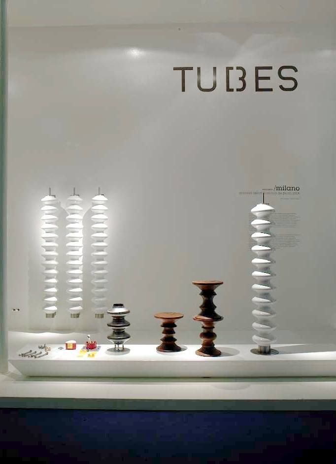 #FlashbackFriday - Salone Internazionale del Mobile 2010 - #Milano design Antonia Astori e Nicola De Ponti #Tubesradiatori #Radiator #Interiordesign #Design