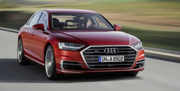 20 Full Size Sedans We Re Looking Forward To In 2020 Audi A8 Audi Sedan