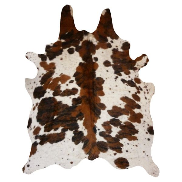 Nebraska Cowhide Rug Versatile and elegant. This exceptional cowhide rug is made from the finest premium class of hide. Natural cowhide is a creative way to add a sense of elegance to any ambience in