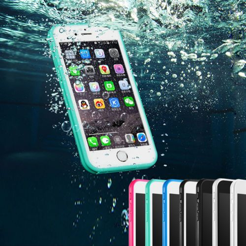 High Quality ✓ Waterproof phone case! Shockproof TPU+PC Waterproof Screen Touch Phone Cover 웃 유  for iphone 6 6s 6plus 6splusHigh Quality Waterproof phone case! Shockproof TPU+PC Waterproof Screen Touch Phone Cover  for iphone 6 6s 6plus 6splus