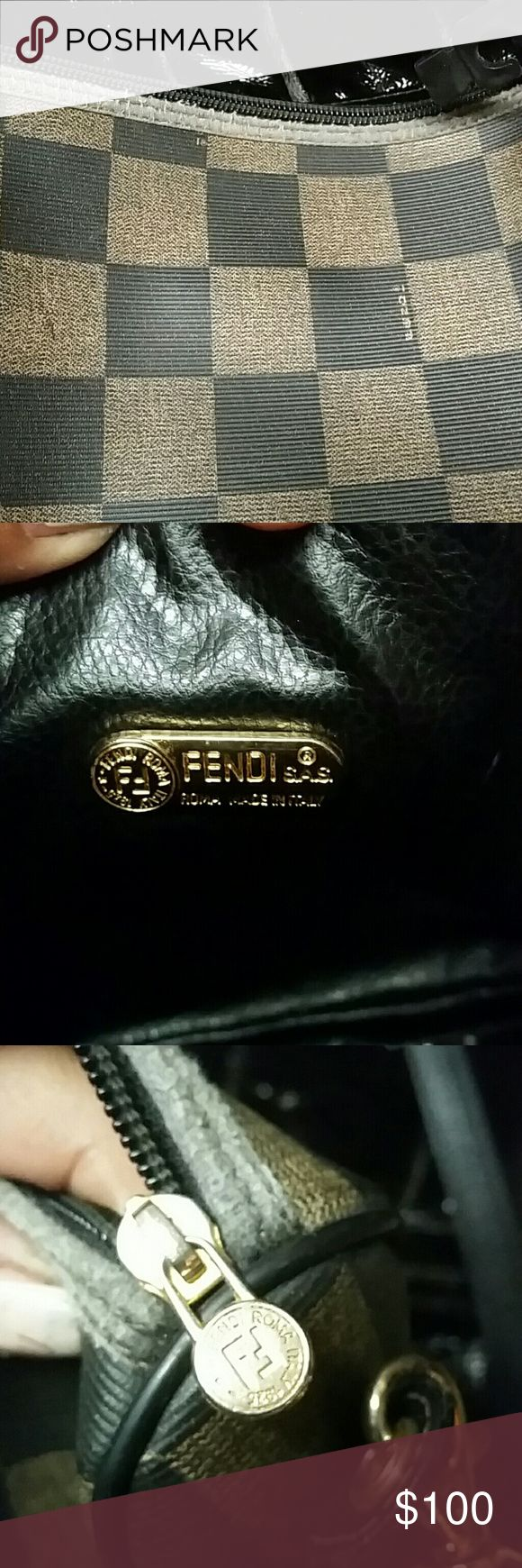 Fendi purse From the 90 Fendi  Bags Hobos
