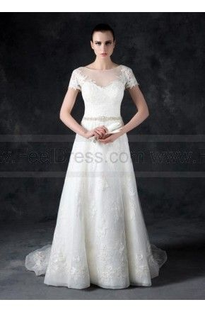 Michelle Roth Wedding Dresses Wendy on sale at reasonable prices, buy cheap Michelle Roth Wedding Dresses Wendy at www.feeldress.com now!
