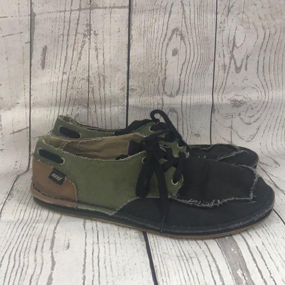 Canvas shoes, Boat shoes