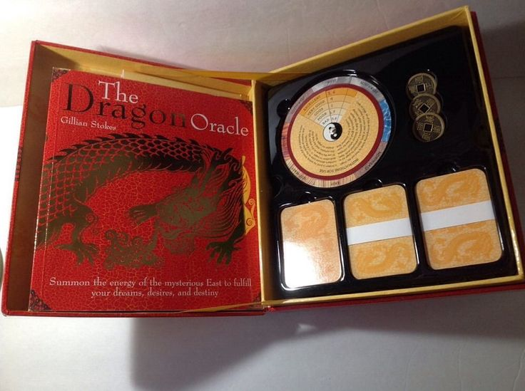 Tarot Dragon Oracle Gillian Stokes Fulfill Dreams Desires & Destiny book cards # destiny # tarot