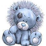 Carte Blanche - My Blue Nose Friends - Rocky