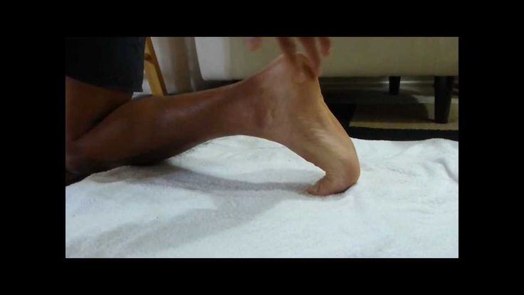 Bunion Treatment - Stretches to Help Avoid Bunion Surgery 3/3