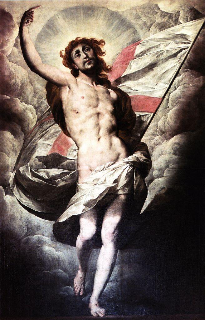 Giovanni Battista Crespi (Il Cerano), The Risen Christ, c. 1602-4