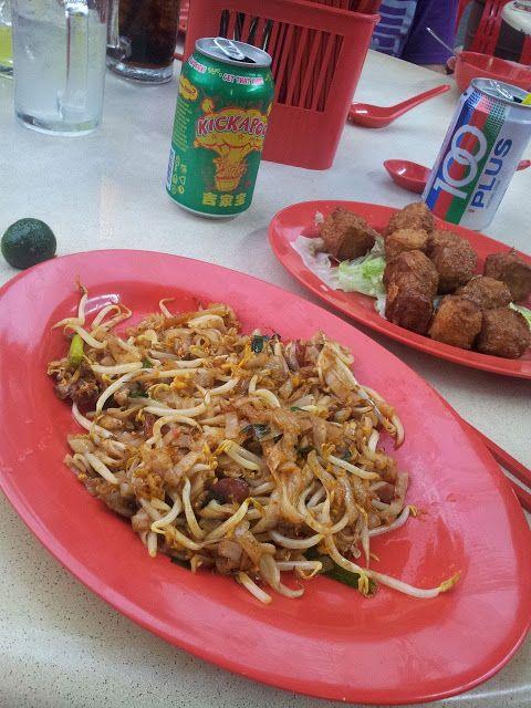 Eating All the Way!: Penang Food Restaurant, Geylang Lorong 25A