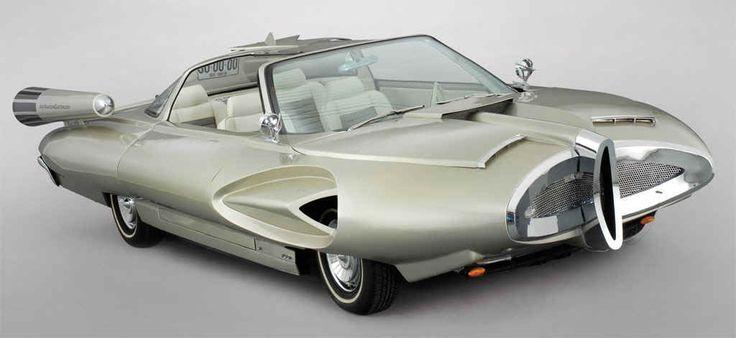 1958 Ford X2000, concept car - (Ford Motor Company, Dearborn, Michigan 1903-present) - https://www.luxury.guugles.com/1958-ford-x2000-concept-car-ford-motor-company-dearborn-michigan-1903-present/