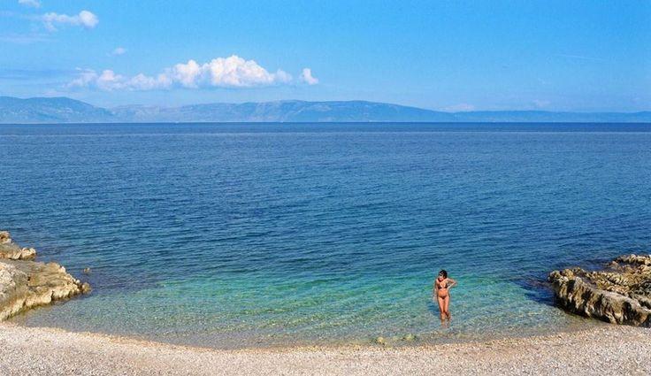 #Baska, Insel Krk