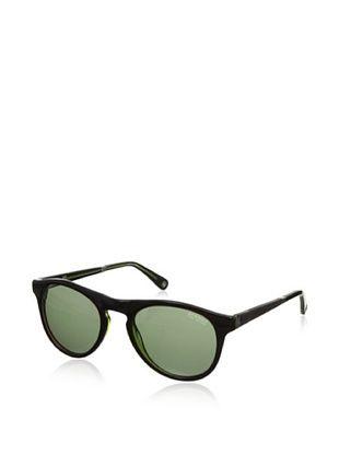 62% OFF Sperry Top-Sider Men's Lexington Sunglasses, Black/Olive