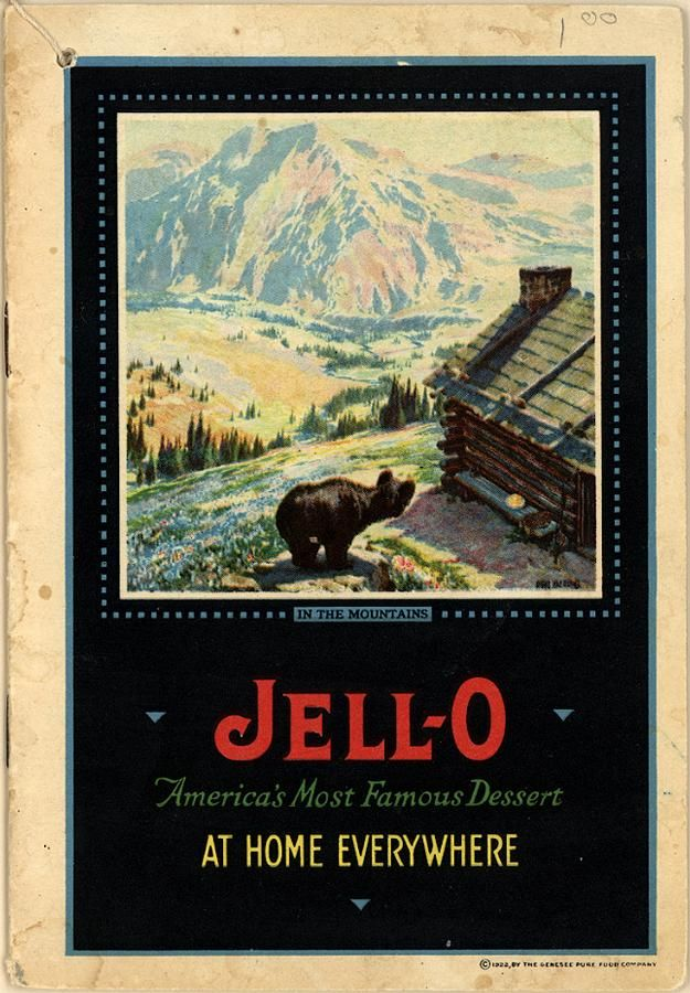 Jell-O: America's Most Famous Dessert At Home and Everywhere (CK0051) - Emergence of Advertising in America - Duke Libraries