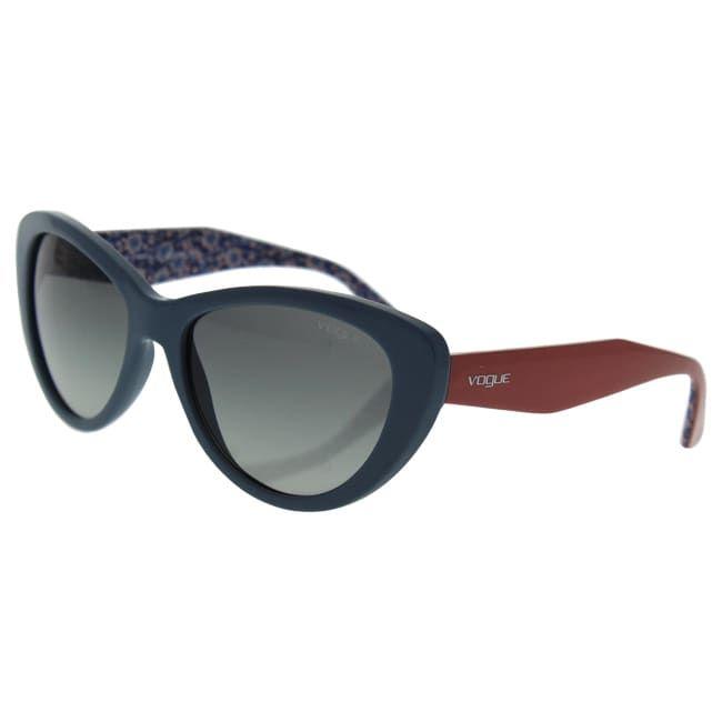 Vogue VO2990S 2341/11 Liu Shishi Women's Rose Fantasy Frame Gradient Lens Sunglasses