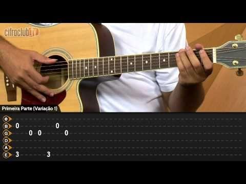 """Video aula de violão com o Gustavo Fofão do CifraClub com a música """"Blackbird"""" – The Beatles."""