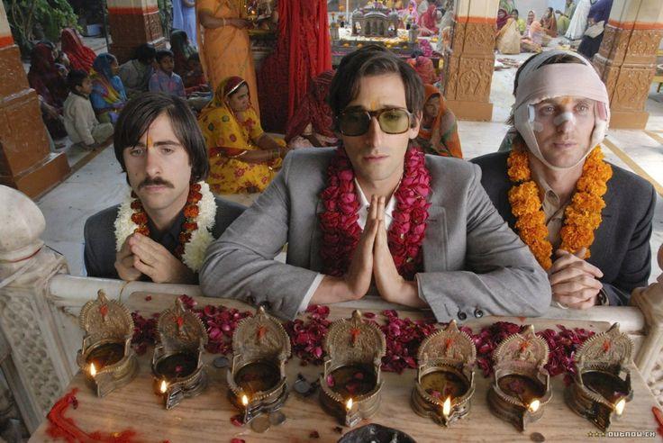 Wes Anderson,'Viaje a Darjeeling'