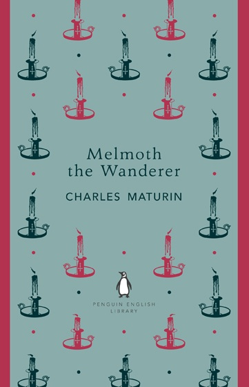 Melmoth the Wanderer by Charles Maturin (£5.99) http://www.penguinenglishlibrary.com/#!melmoth-the-wandererWanders, English Libraries, Penguins English, Charles Maturin, Maturin Penguins, Covers Design, Book Covers, Penguins Book, Melmoth