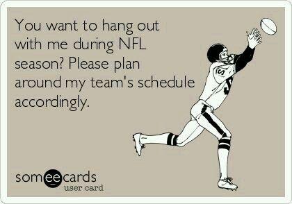 Plan accordingly