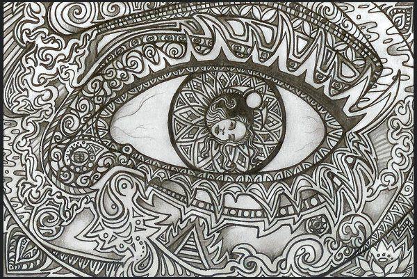 Eye-catching Abstract Sketches on Abduzeedo ...
