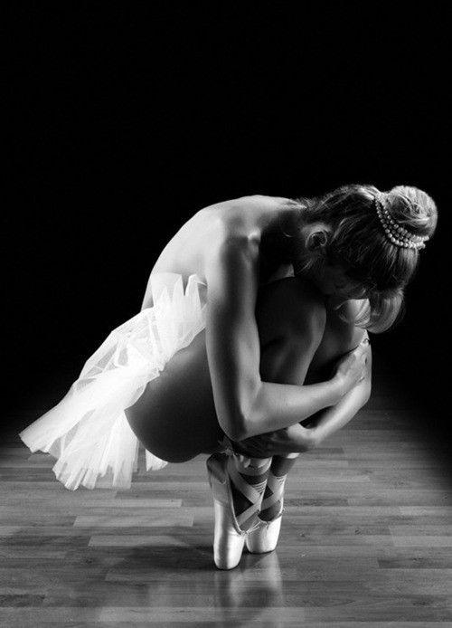 ballerina in the skies