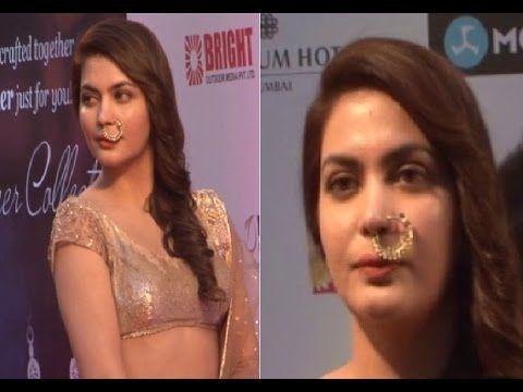 Ankita Shorey @ FEMINA MISS INDIA 2014 contest.