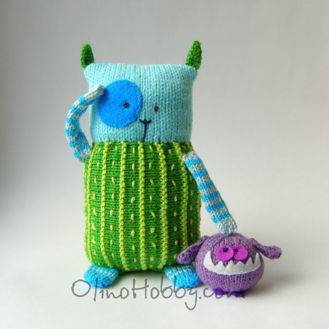 How To Knit Amigurumi For Beginners : 1000+ images about diy dolls, bears, softies, .... knit ...