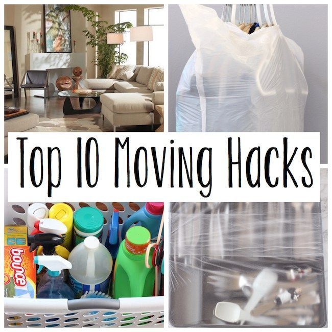 Top 10 Moving Hacks for a Painless Move. Are you looking for some tips and tricks on packing and  organizing that won't leave you crazy before the big day? Here are some easy steps to take for tackling that move whether it be from houses or apartments. #movinghacks #tips #top10 #packing #movingtips @lydioutloud
