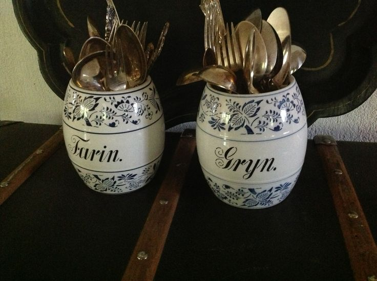 Storage for old cutlery