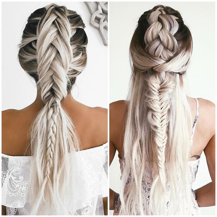Who else is inspired by @emilyrosehannon's icy platinum tribal braids? Major music fest vibes ✨ #healthyhair #olaplex #inspired #platinum #braids #coachella #musicfestivalhair