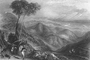 Dehradun Valley, 1850s.