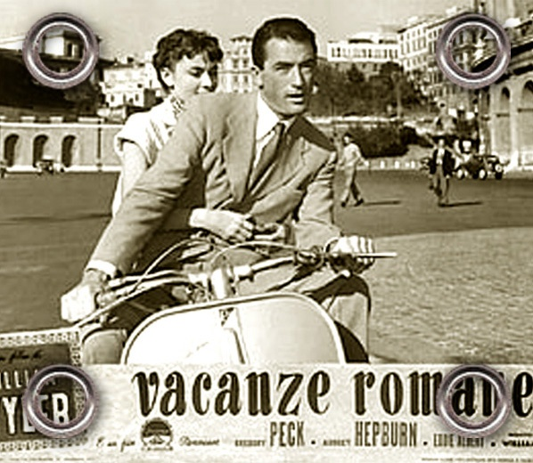 "Wonderful ""Vacanze Romane"""