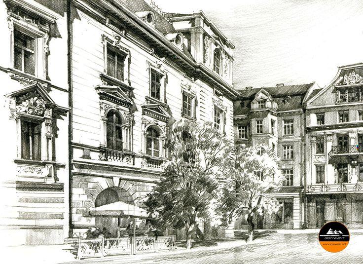 www.rysunek.net Autor: Sara Madej Horyzont