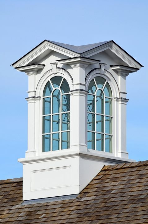 CHAP 10: This is more of a modern cupola but still the same concept. A cupola is a superstructure that was added to domes. These cupolas did not seem to do much but more there for decoration.