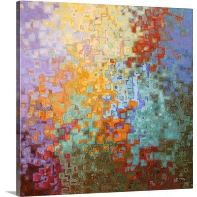 Canvas On Demand 'The Beginning Of Wisdom. Proverbs 1:7. Christian Art' by Mark Lawrence Painting Print on Canvas Size: