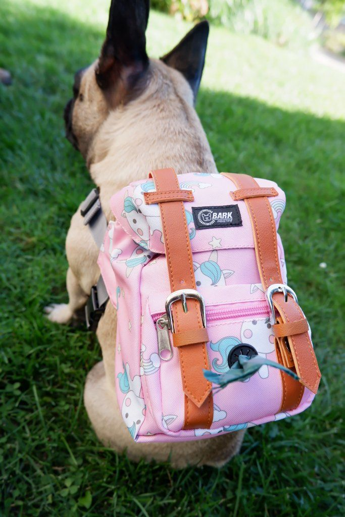 Limited Edition Unicorn Backpack Dog Backpack Cat Accessories