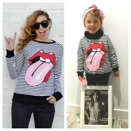 Rock and roooolllll. .!! Para adulto y baby www.aireretro.es