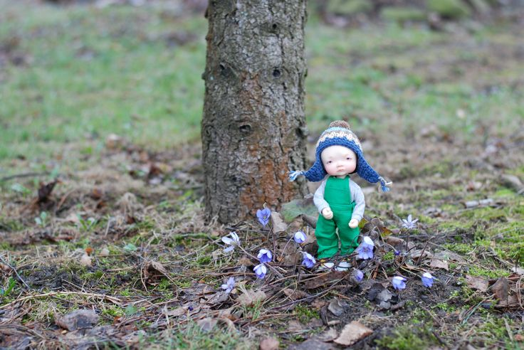 In my garden :) spring is coming Mati - Ery Irrealdoll