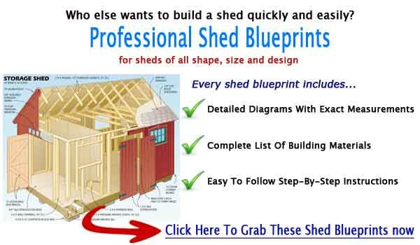 SHED BLUEPRINTS FREE | DIY Shed Plans | How To Build a Shed