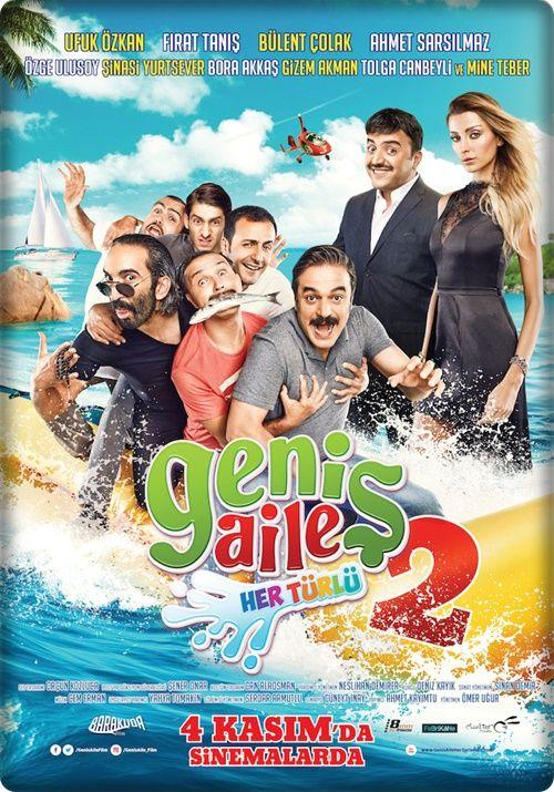 Geniş Aile 2: Her Türlü indir HDTV – 720p (Yerli Film) 2016