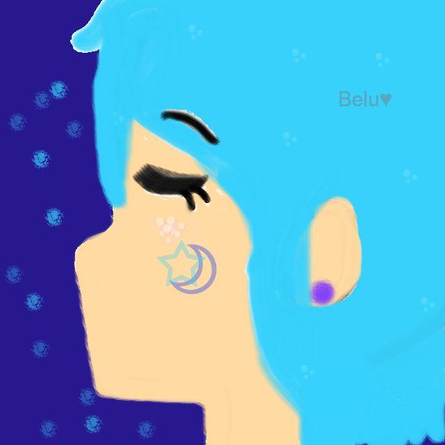 Este es un dibujo que hice para mi historia de wattpad llamado: Princesa de la Música,porfavor si usan esta imagen den creditos :3 gracias