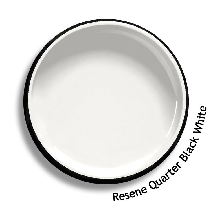 Resene Quarter Black White is a white with a nebulous hint of grey hiding in its depths. From the Resene Whites & Neutrals colour collection. Try a Resene testpot or view a physical sample at your Resene ColorShop or Reseller before making your final colour choice. www.resene.co.nz