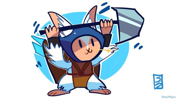 Stylish meepo geomancer dota 2 art 83 HD Anime Wallpaper « Kuff Games