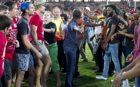 One team one country, black pain, white sport 24 June 1995 Ellis park stadium was packed to full capacity as South Africa took on new Zealand for the title of world number one rugby team. This even…