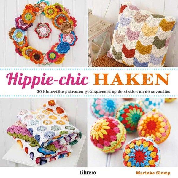 Boek Hippie chic haken - Wolplein.nl