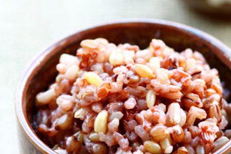 高鈣養生飯 High Calcium Rice