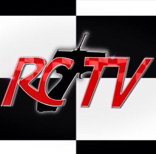 RCTV Your Radio Control Authority - Logo