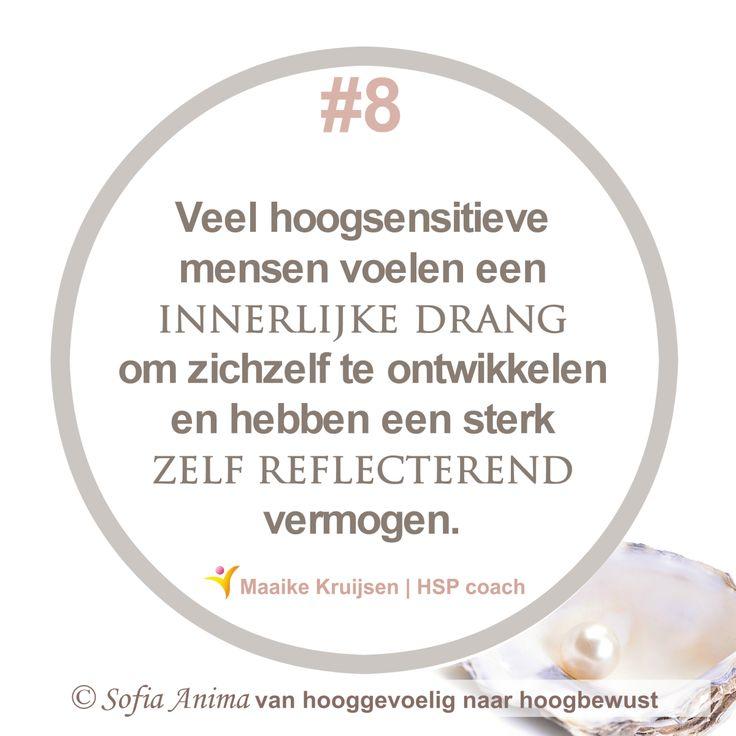Voordelen van hoogsensitief zijn | #8 zelfreflectie #hsp #hooggevoelig #hoogsensitief #hspcoach