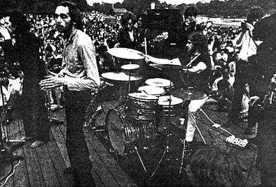 Hyde Park Free Concert 8-24-68.