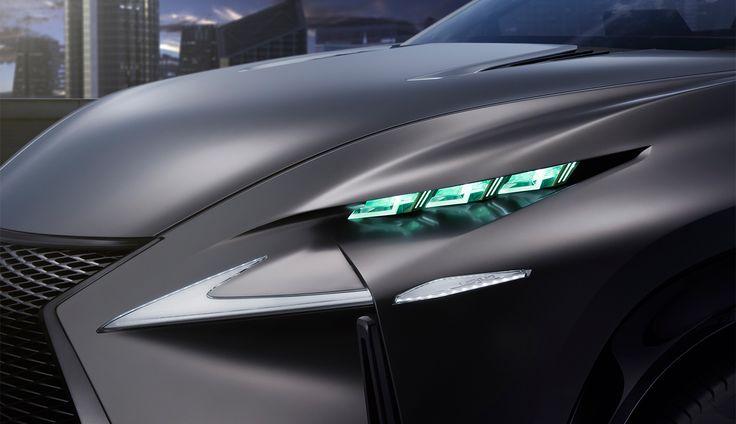 Concept Car LF-NX Crossover Lexus